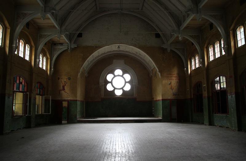 Beelitz-Heilstätten-Spotsaal-Verlassenes-Krankenhaus-Oranienburg-Berlin