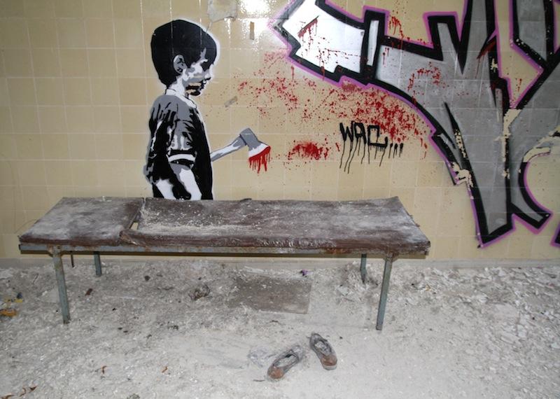 Beelitz-graffiti-Abandonedmagazine-Verlassene-lungenheilstaetten