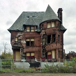 abandoned detroit