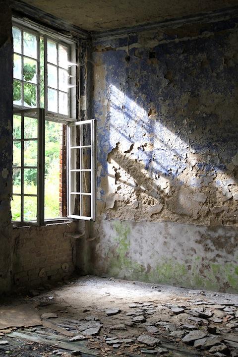 abandoned hospital grabowsee
