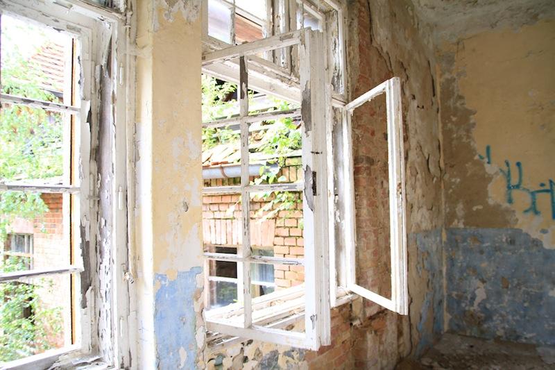 verlassenes krankenhaus grabowsee