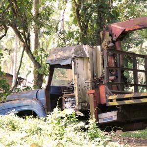 abandoned car sri lanka