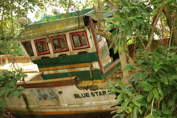 sri lanka tsunami schiffswrack