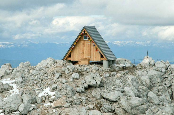 Julische-Alpen-Berghütte-Wandern-Gewitter