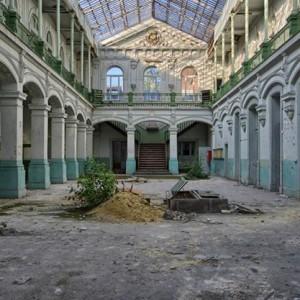 Lycée V-Abandoned-School-Belgium
