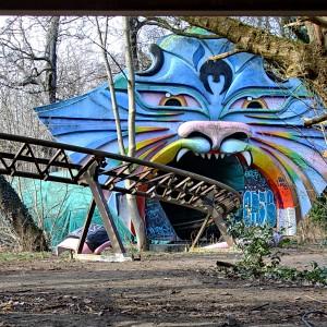Verlassener-vergnuegungspark-Spreepark-Plaenterwald-Berlin
