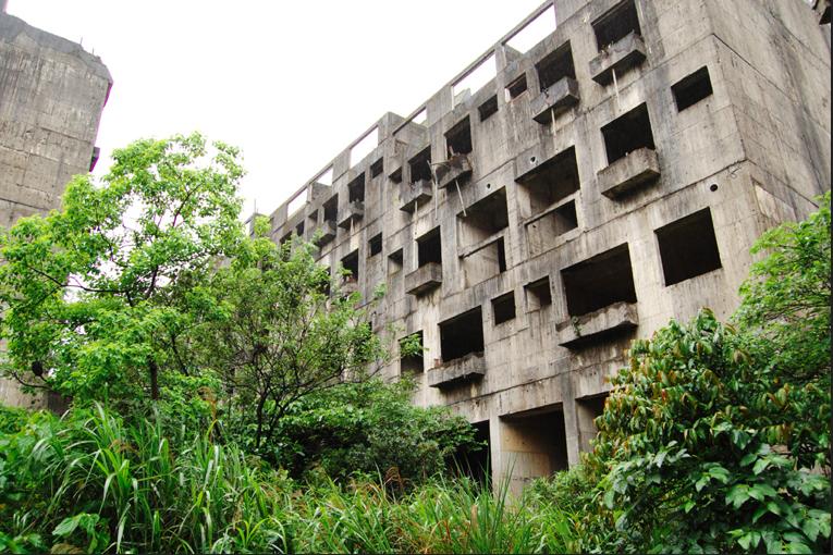 Abandoned Keelung