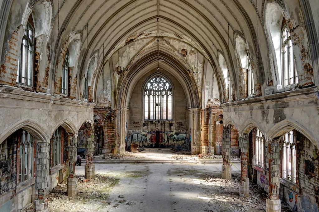 St. Agnes - Martyrs-of-Uganda-Parish-Church -Detroit