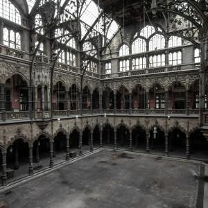 Verlassene orte archive abandoned magazineabandoned magazine - Chambre du commerce strasbourg ...